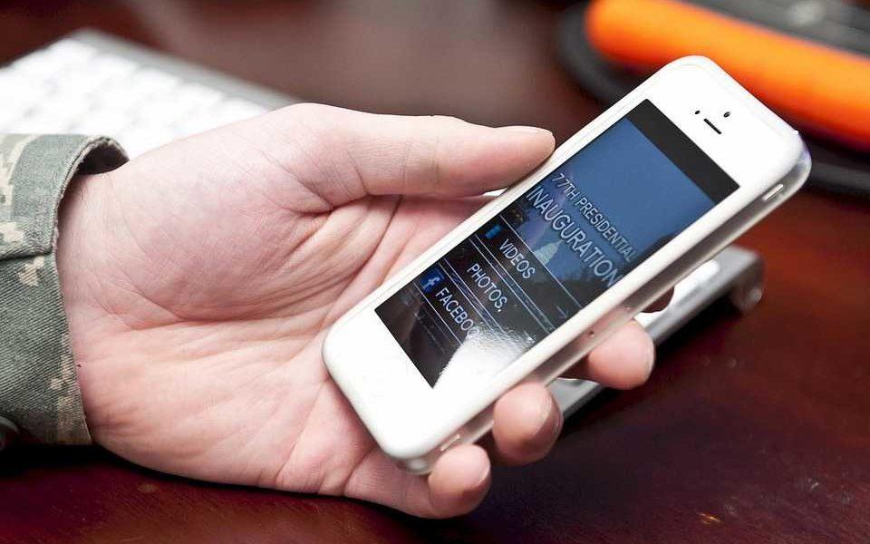 Få ordnet din iPhone 6 i nærheden