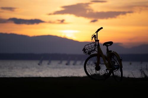 Kom i topform på en ny mountainbike