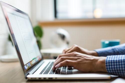 Brugte bærbare computere i høj kvalitet